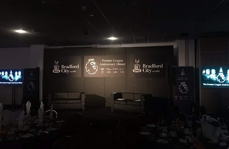 AYRE help Bradford City celebrate 20 years since the Premier League
