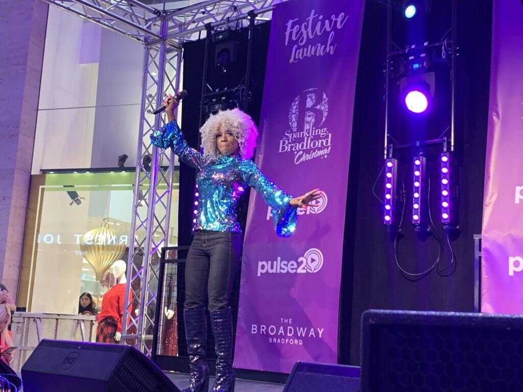 Broadway Bradford Christmas Lights Switch On 2019