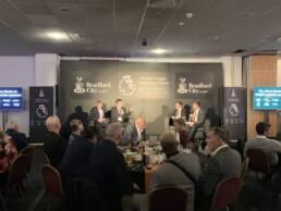 Bradford City Football Club Anniversary Dinner Supported by AYRE LTD