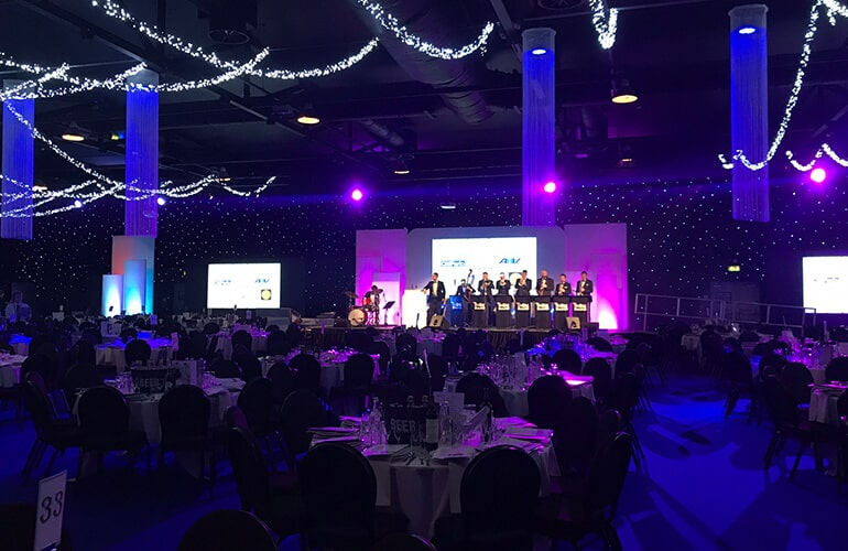 AYRE supports Yorkshire's Children of Courage Awards 2019 for second year