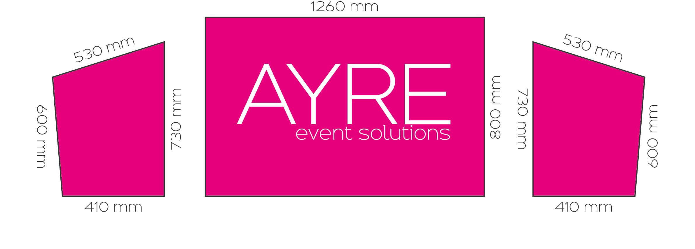LiteConsole XPRS Hire from AYRE LTD Custom Design
