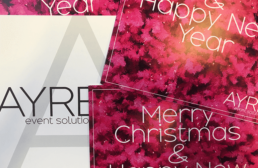 AYRE Christmas Opening Times 2020
