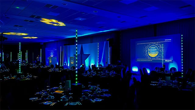 Awards & Gala Dinners From AYRE LTD
