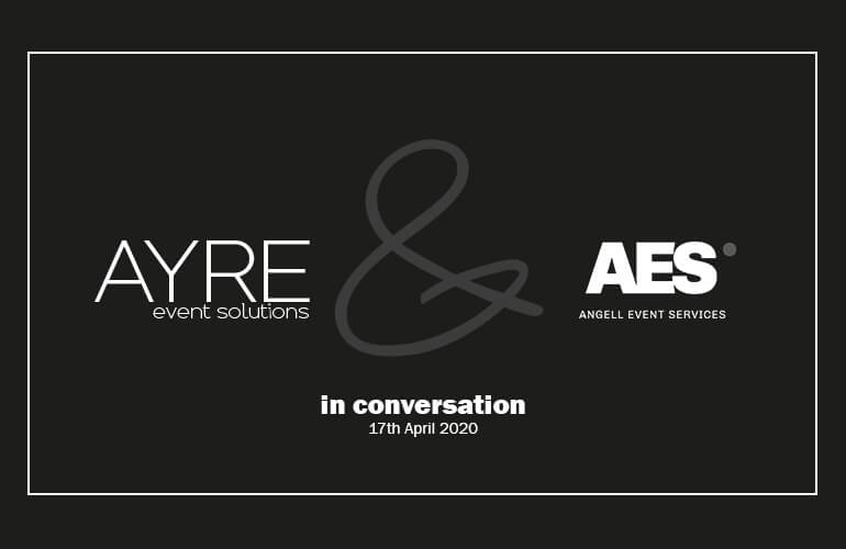 In conversation with Josh Angell from Angell Event Services