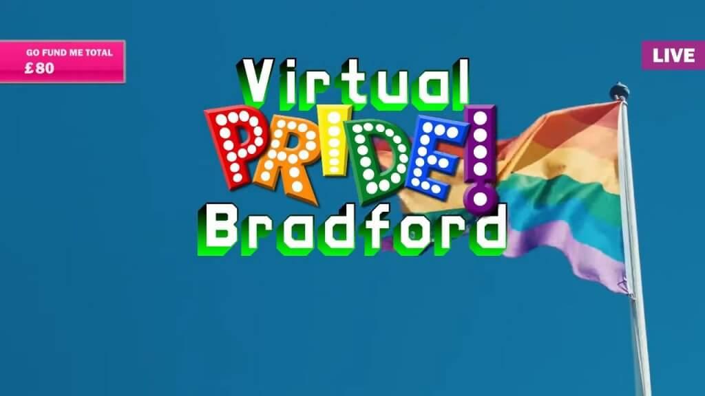 Bradford Virtual Pride 2020