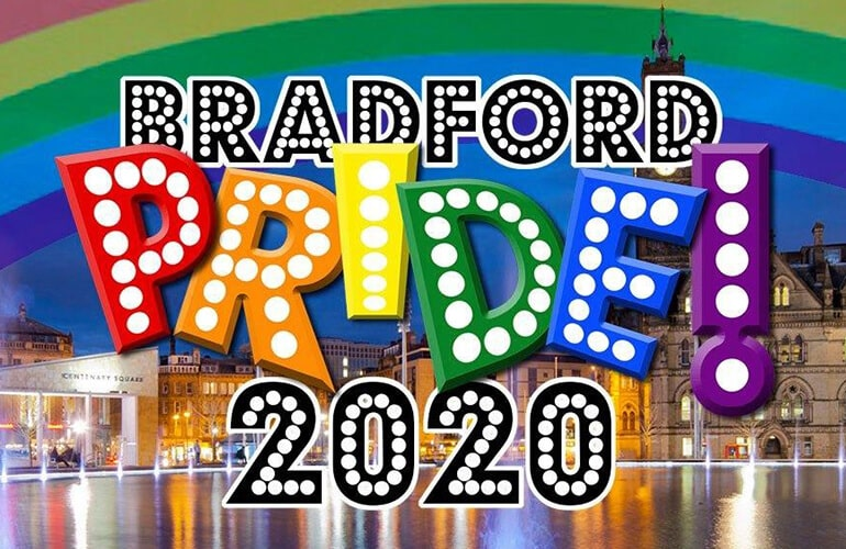 The show must go on -  taking Bradford PRIDE online