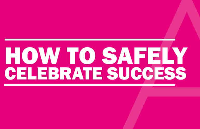 Award Ceremonies - How To Safely Celebrate Success