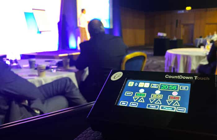 Conference Support Equipment Hire From Ayre Event Solutions