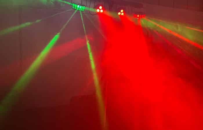 DIY Disco Equipment Hire From AYRE Event Solutions