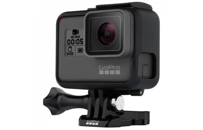 GOPRO CAMERA HIRE FROM AYRE EVENTS SOLUTIONS
