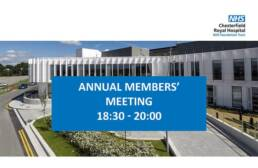 Chesterfield Royal Hospital Annual Members Meeting